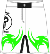 """Tribal"" Series Fight Shorts ( Adult Sizes Unisex) - Warhammer Fightwear"