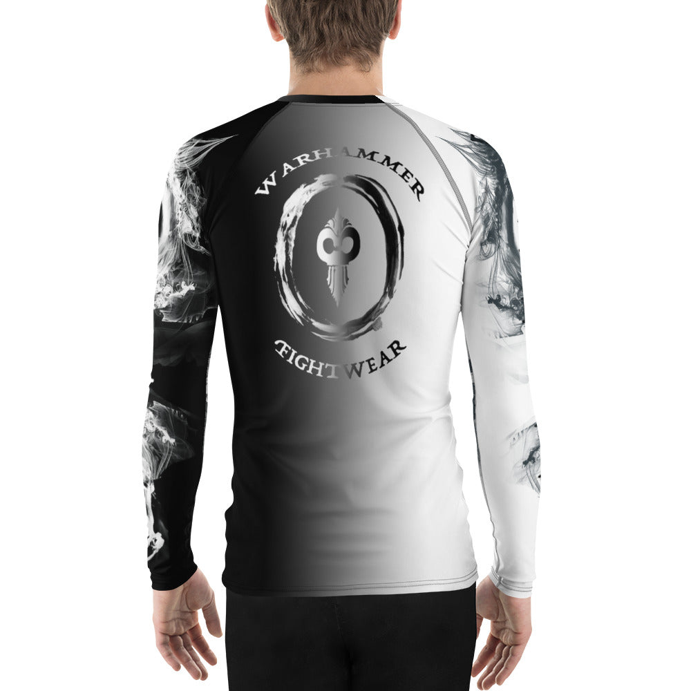 Warhammer Fightwear Samurai/Dragon Men's Rash Guard