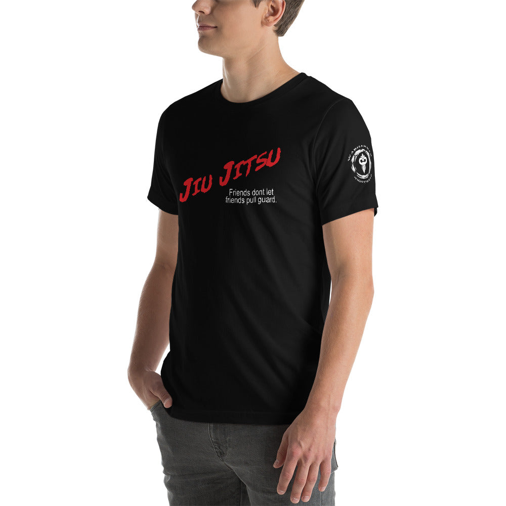 Warhammer Fightwear Say No To Guard Pull Short-Sleeve Unisex T-Shirt - Warhammer Fightwear