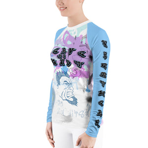 Warhammer Fightwear Graffiti Women's Rash Guard