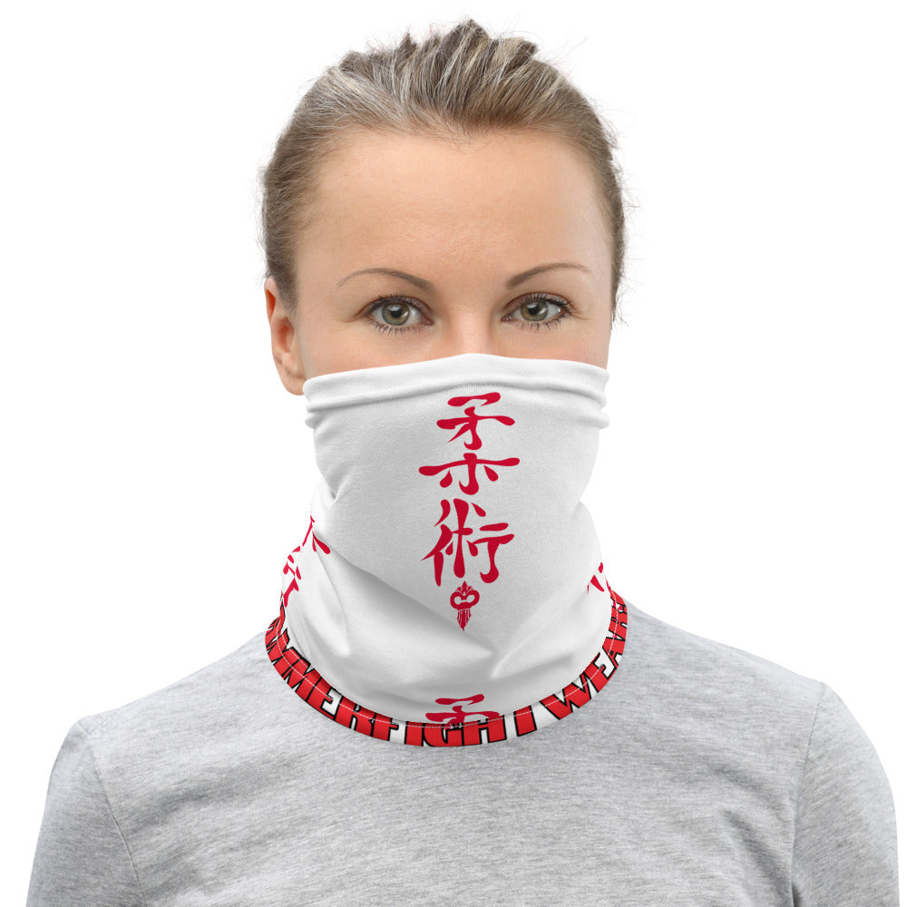 Warhammer Fightwear Japanese Face Mask / Neck Gaiter