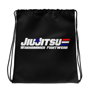 Warhammer Fightwear GI Joe Inspired Drawstring bag - Warhammer Fightwear