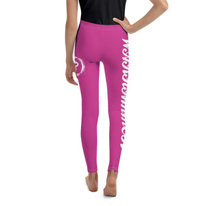 Warhammer Fightwear Pink Youth Leggings/Spats - Warhammer Fightwear