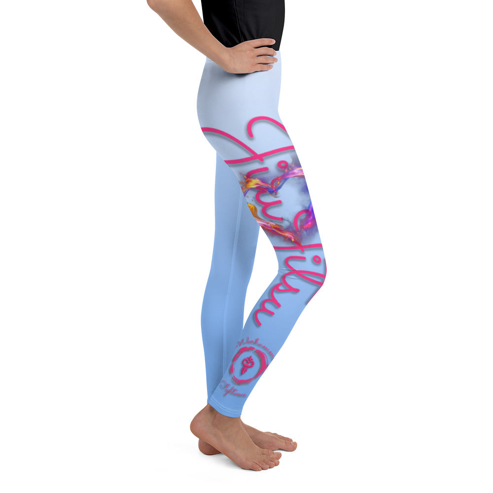Warhammer Fightwear Flaming Heart Youth Leggings/Spats - Warhammer Fightwear