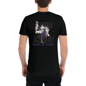 Warhammer Fightwear Leave No Doubt Short sleeve t-shirt Judo/JiuJitsu (Unisex) - Warhammer Fightwear