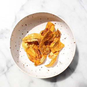 Ginger Turmeric Papaya Strips