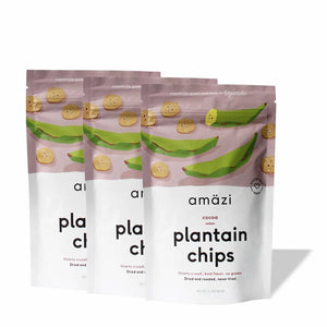 Cocoa Plantain Chips