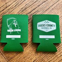 Green Legion Koozie