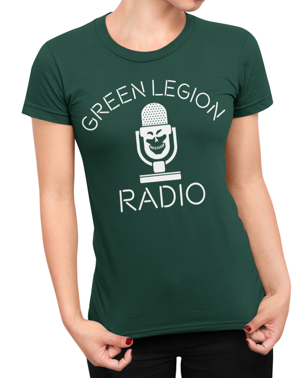 Green Legion Radio T-Shirt