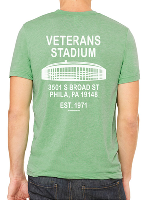 Veterans Stadium Retro T-Shirt