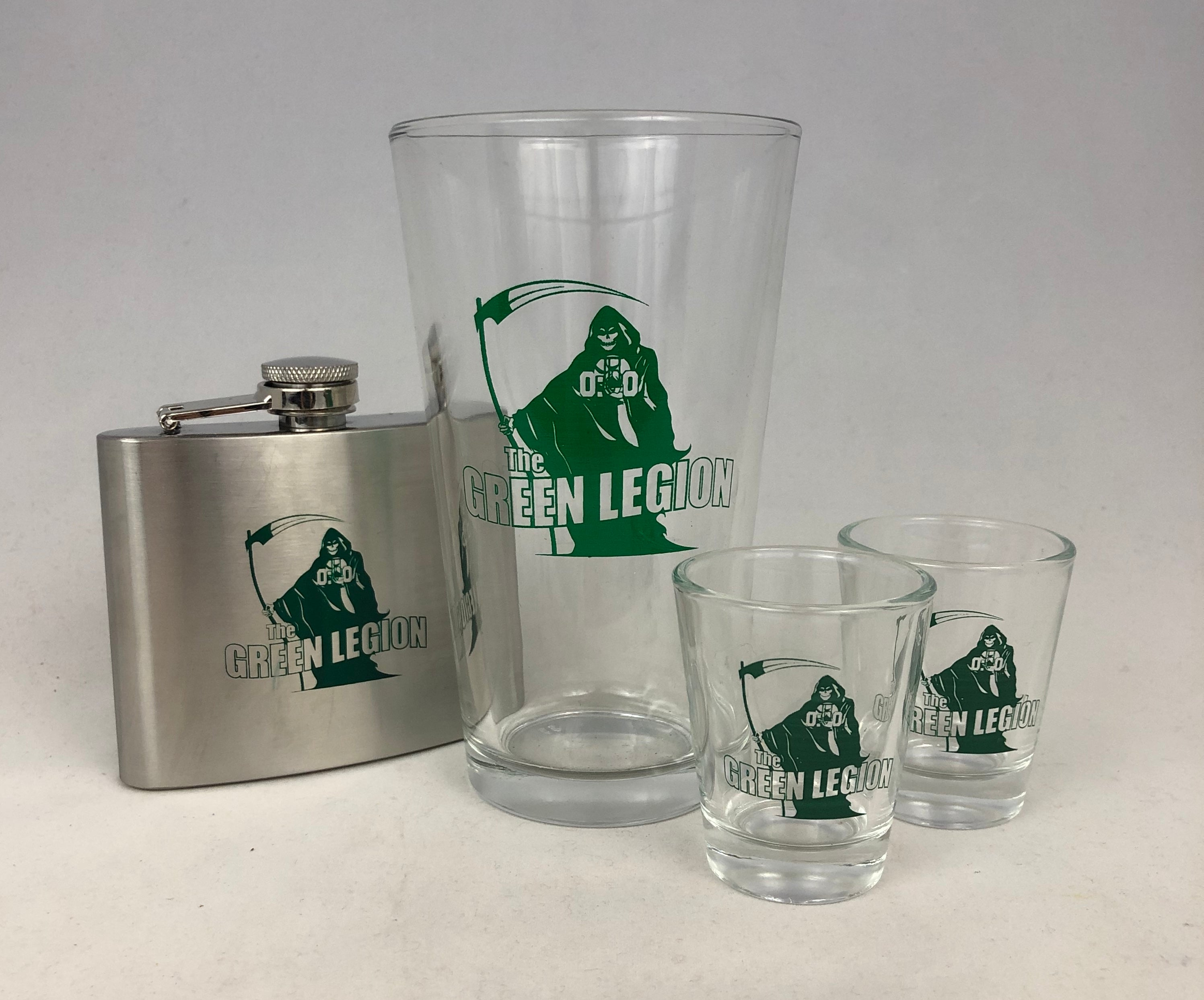 Green Legion Holiday Gift Pack