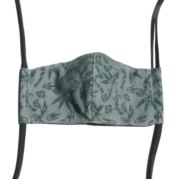 GREEN LOTUS / GREY REVERSIBLE