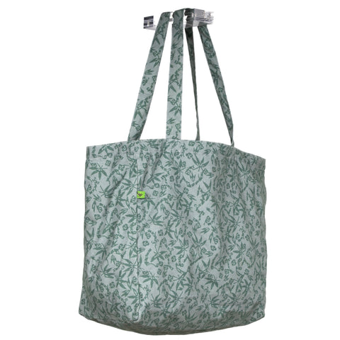 CAMO LOTUS ON THE GO TOTE BAG