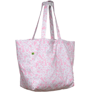 HEARTS ON THE GO TOTE BAG