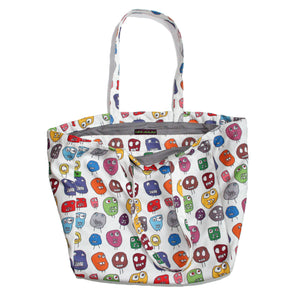 MONSTERS CANVAS TOTE BAG
