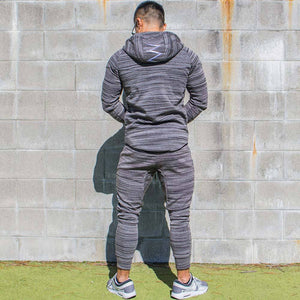 Notorious Jogger - Grey - Envywear Apparel