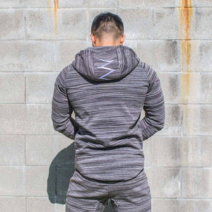 Notorious Hoodie - Grey - Envywear Apparel