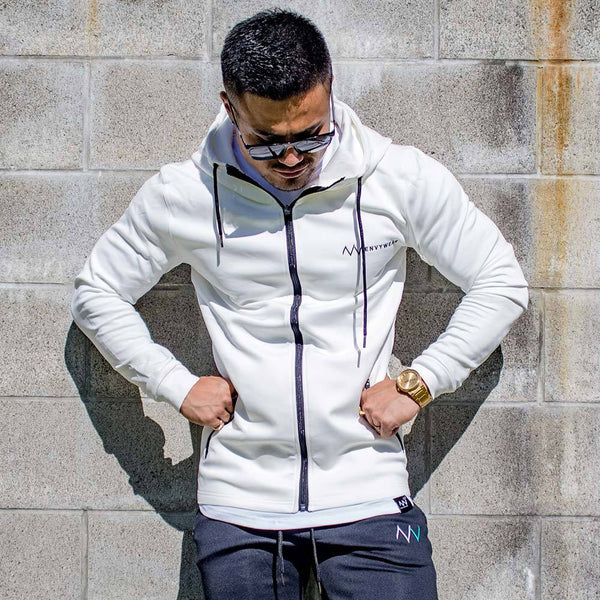 Notorious Hoodie - White - Small - Envywear Apparel