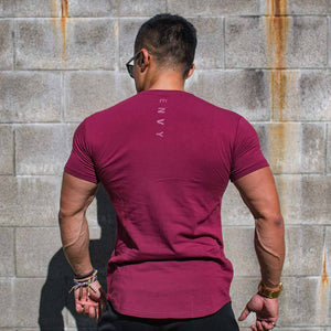 Void Shirt - Burgundy - Envywear Apparel
