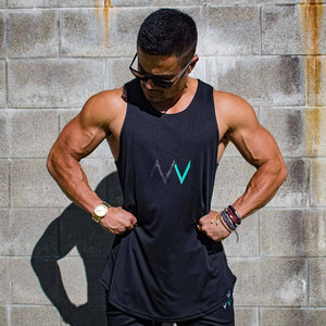Void Tank - Black - Small - Envywear Apparel