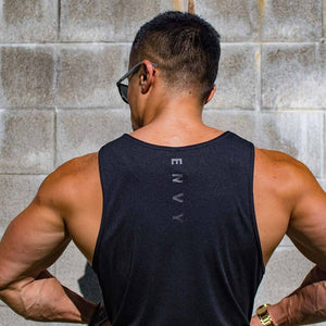 Void Tank - Black - Envywear Apparel