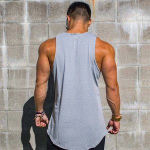 Void Tank - Grey - Envywear Apparel