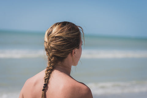 French Braid, for Untangled blog