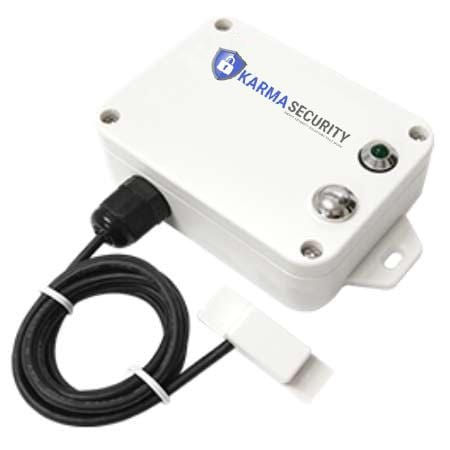Wireless Vibration Sensor, Spring Type