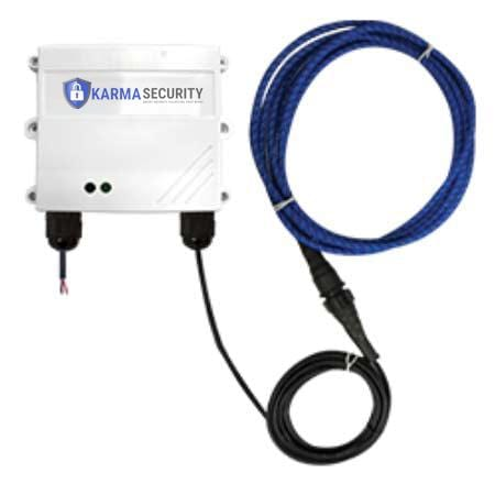 Water Leak Detection and Location Sensor