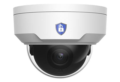 5MP WDR Network IR Fixed Dome Camera 2.8mm Lens