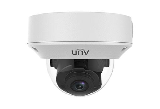 IPC3235ER3-DUVZ 5MP WDR LightHunter VF Vandal-resistant IR Dome Network Camera
