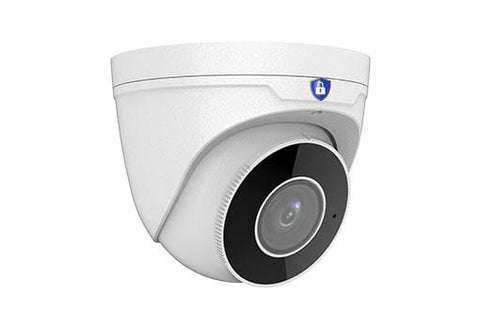4MP WDR VF Eyeball Network IR Camera