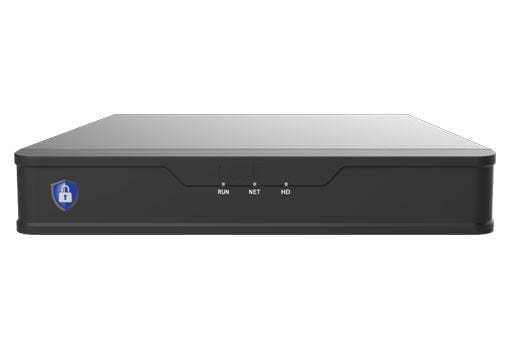 NVR301-04X-P4 4 Channels POE, 4K NVR