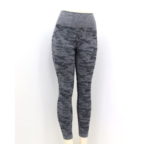 Yoga Divine Seamless Camo Leggings