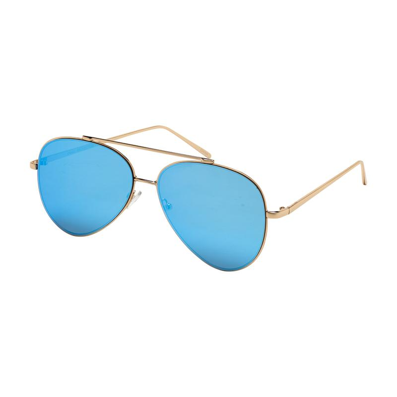 JADE SUNGLASSES - BLUE MIRROR