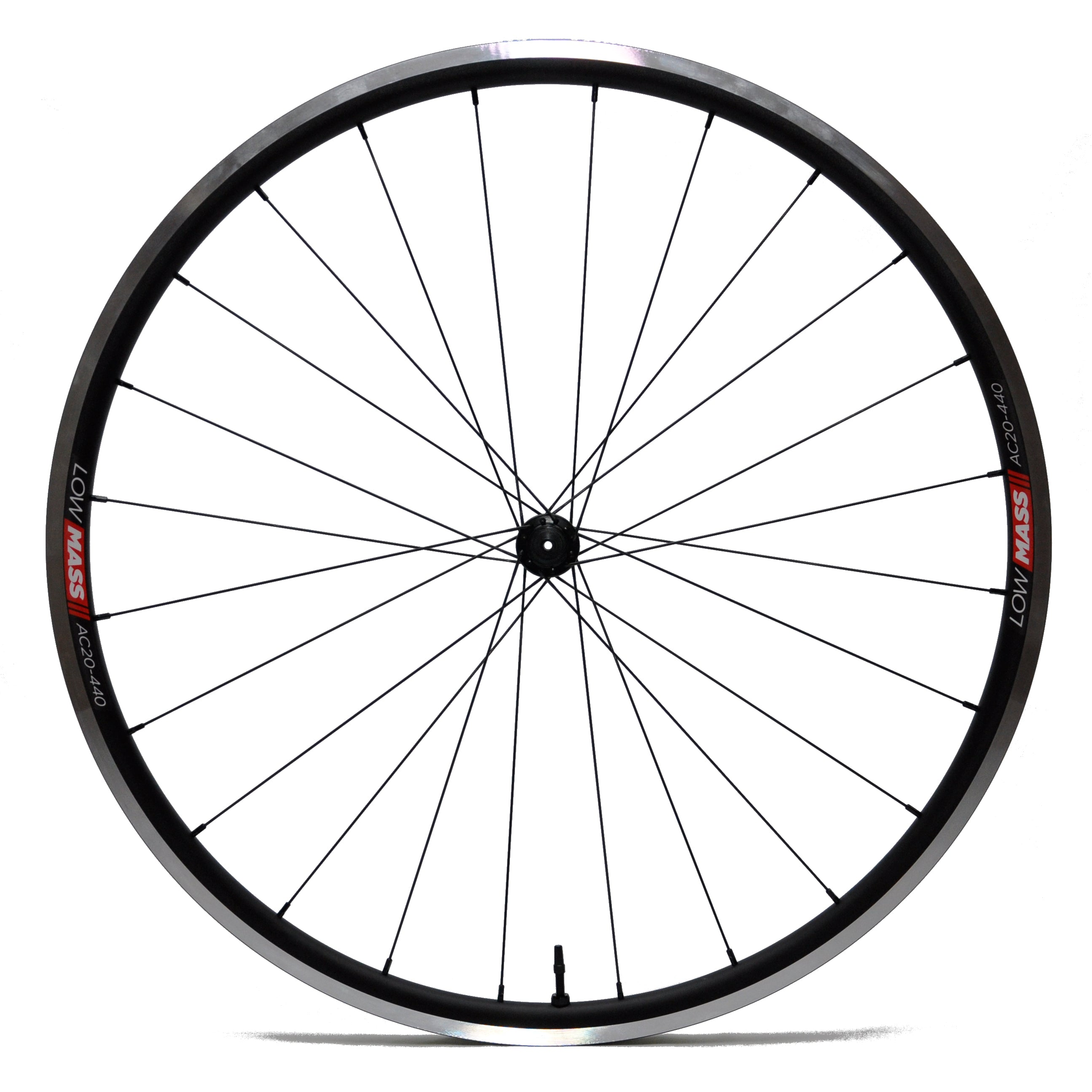 LOWMASS Aluminium Tubeless Rim Brake Wheelset