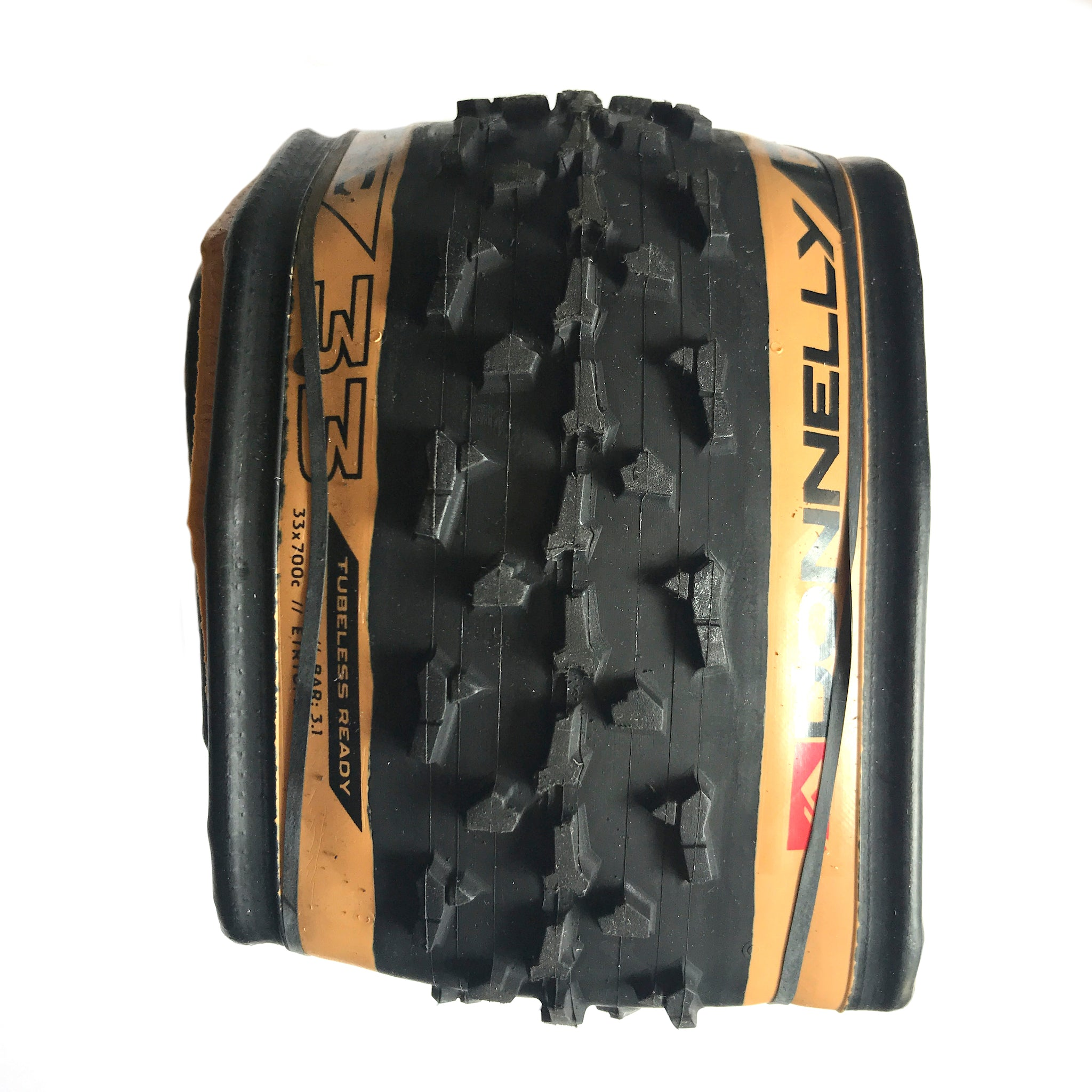 DONNELLY PDX WC 33mm Tubeless Tyre (Pair)