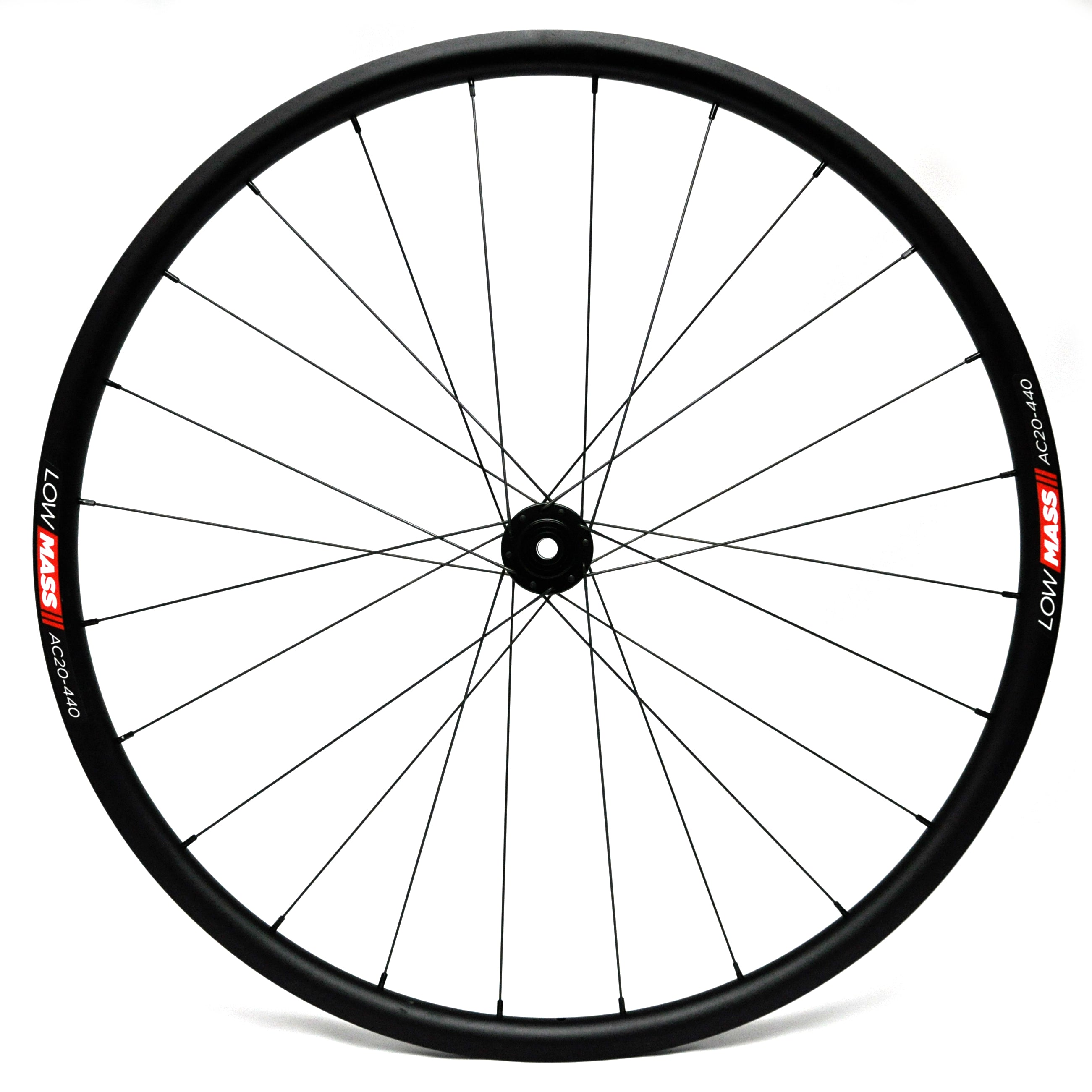LOWMASS Multi-Purpose Aluminium Tubeless Disc Wheelset