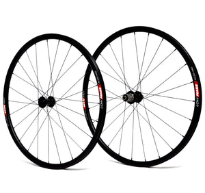 LOWMASS Multi-Purpose Aluminium Tubeless Disc or Rim Brake Wheelset