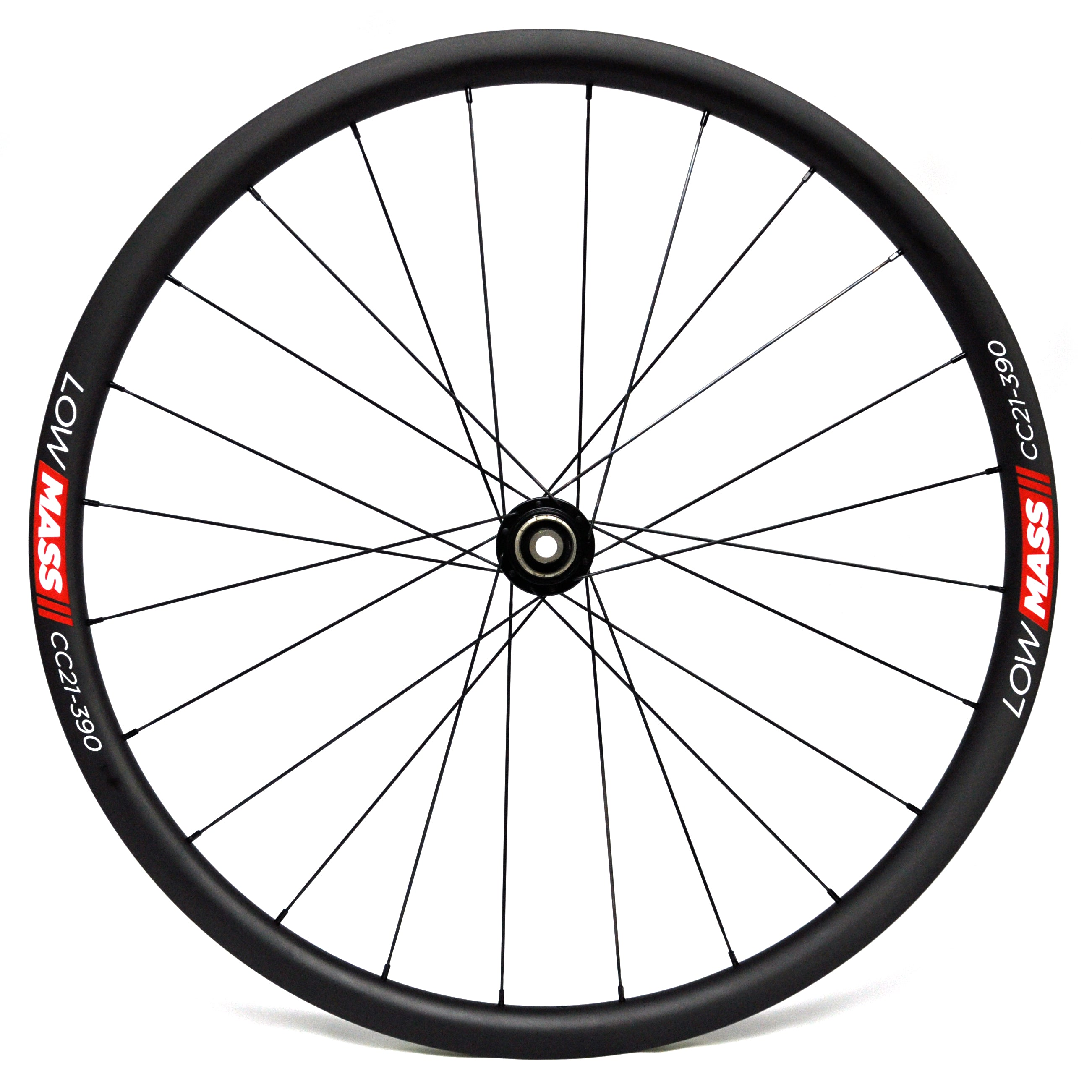 LOWMASS Multi-Purpose Carbon Tubeless Disc Wheelset