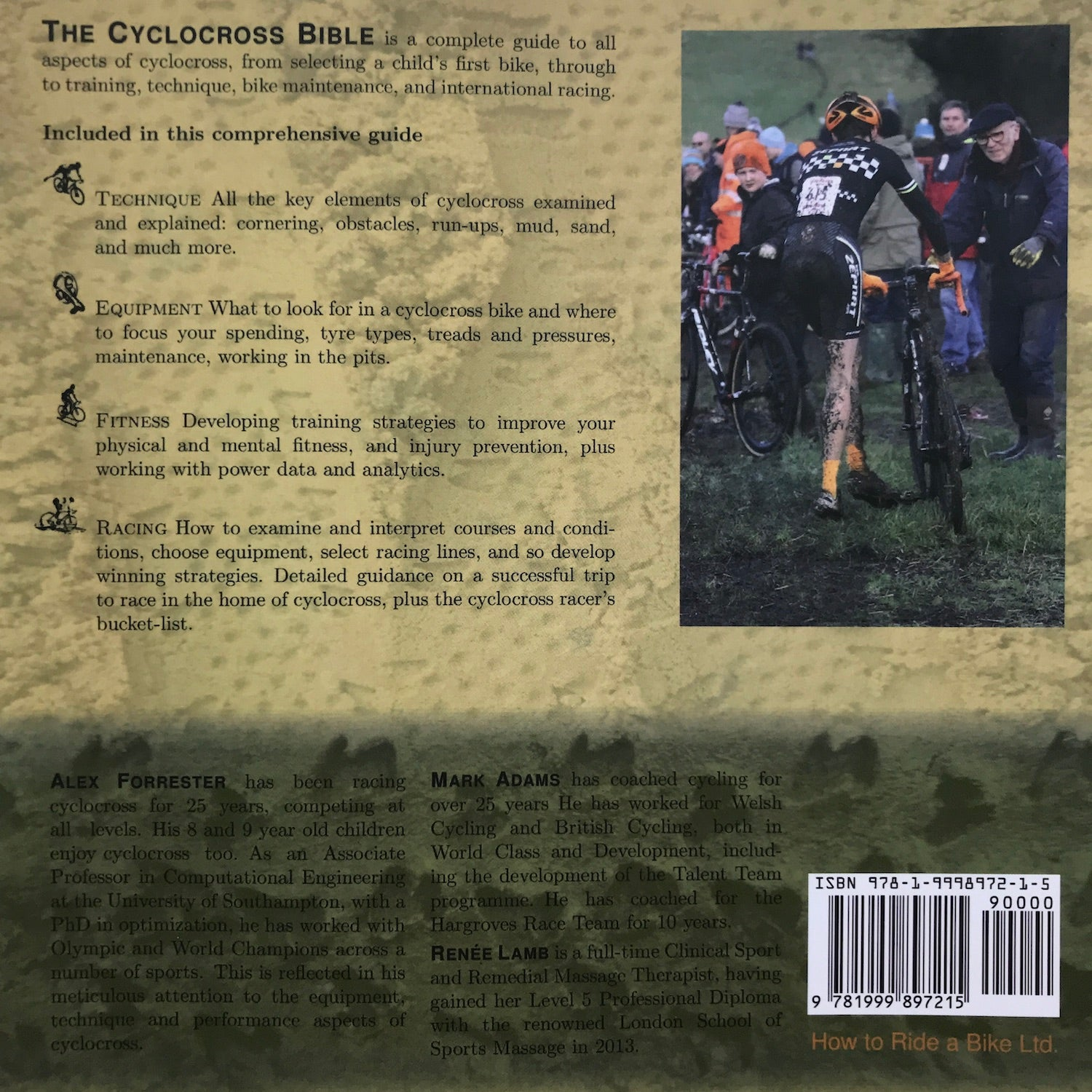 THE CYCLOCROSS BIBLE