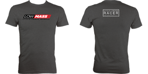 MENS LOWMASS T-SHIRT FITTED