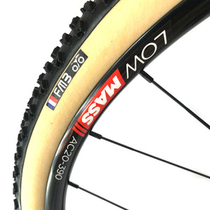 FMB OPEN TUBULAR SUPER MUD TYRES (PAIR)
