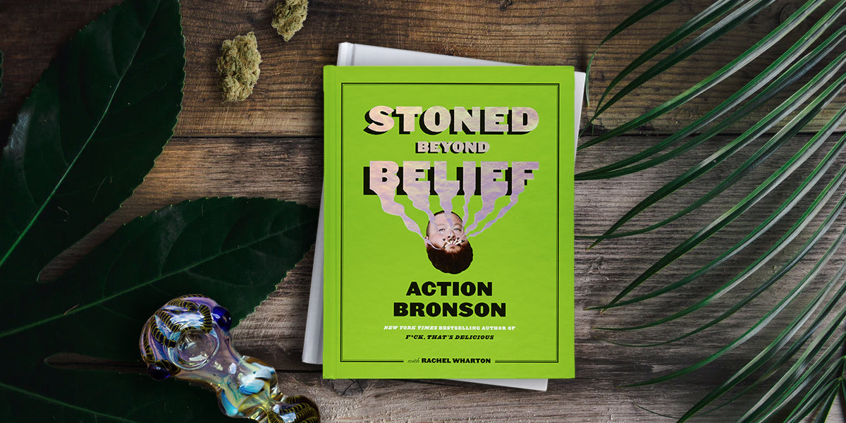 The Five Best Books To Read About Cannabis