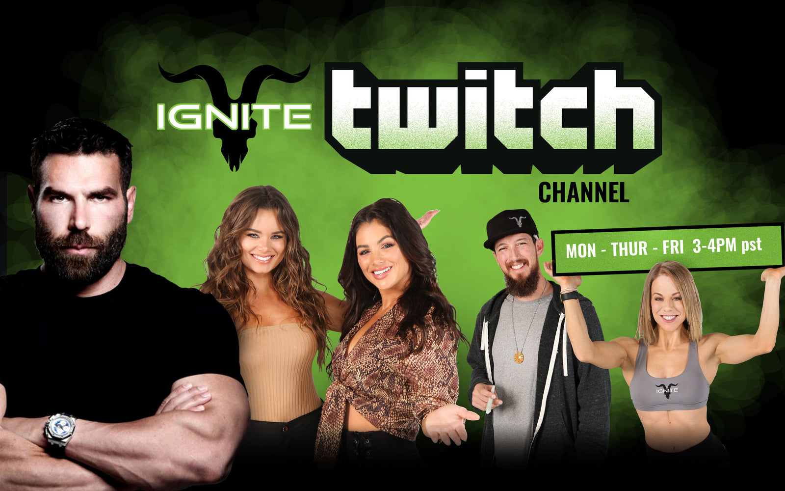 Ignite Launches its Twitch Channel Today, Offering VIP Access to the I
