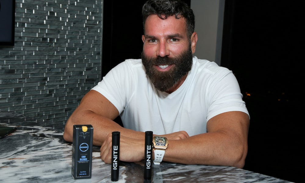 Dan Bilzerian Cannabis Company Launch Included Thousands of Joints, Tons of Munchies - Blast