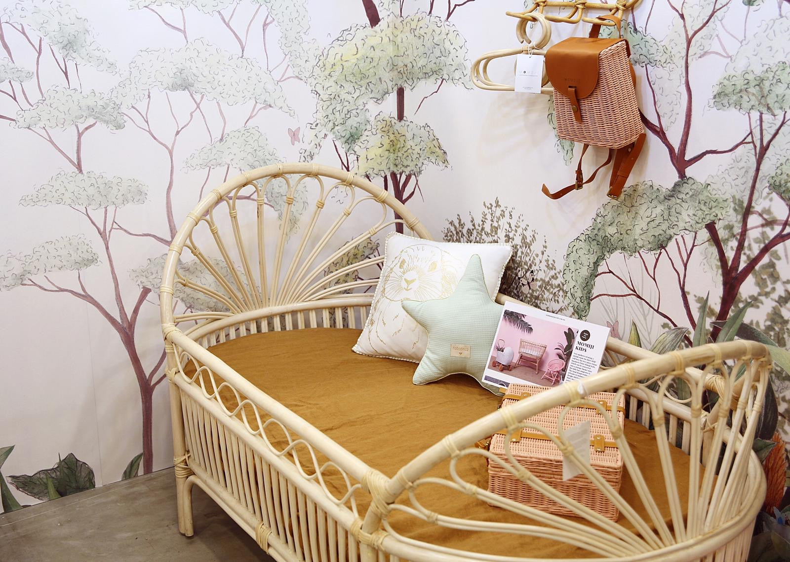 Arya Toddler Bed (Arriving 14th August)