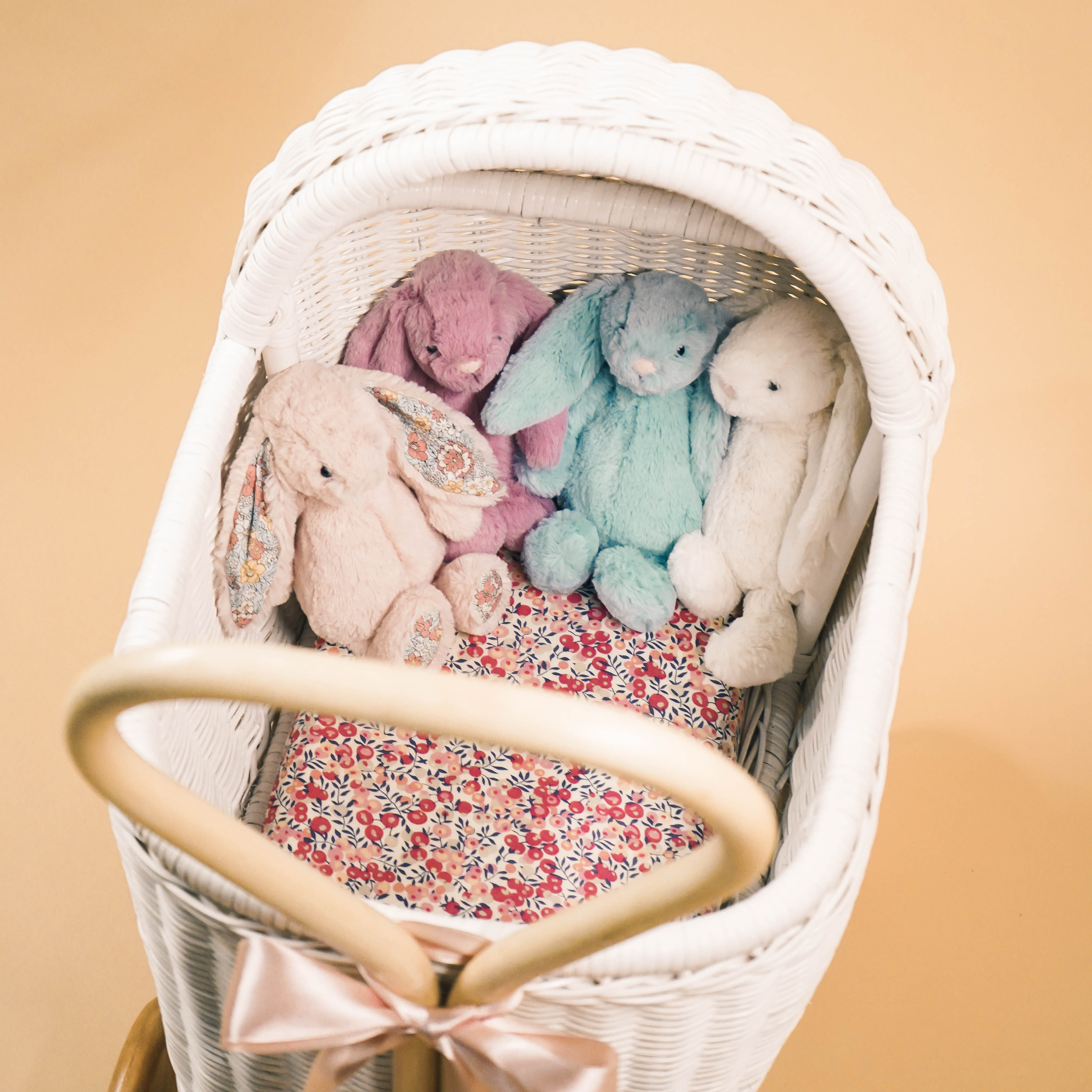 Colette Toy Pram x Jellycat Small