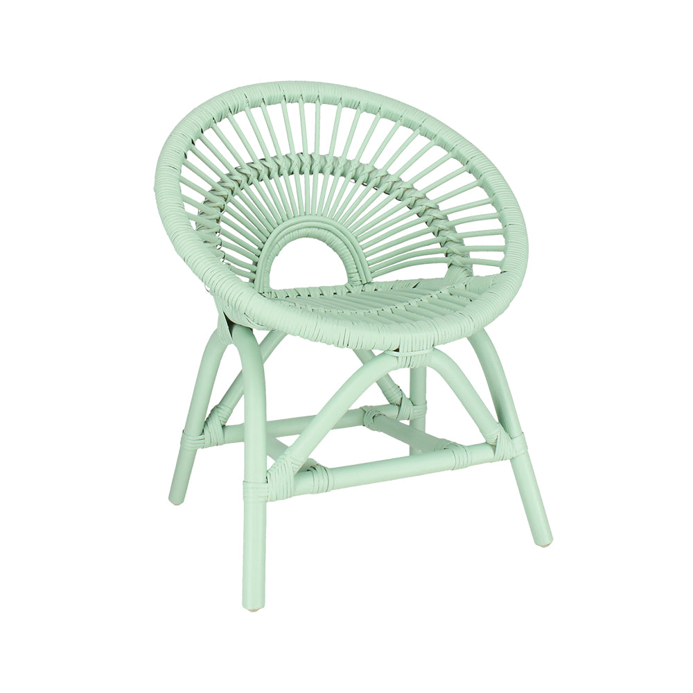Maya Chair - Mint (Arriving 24th August)
