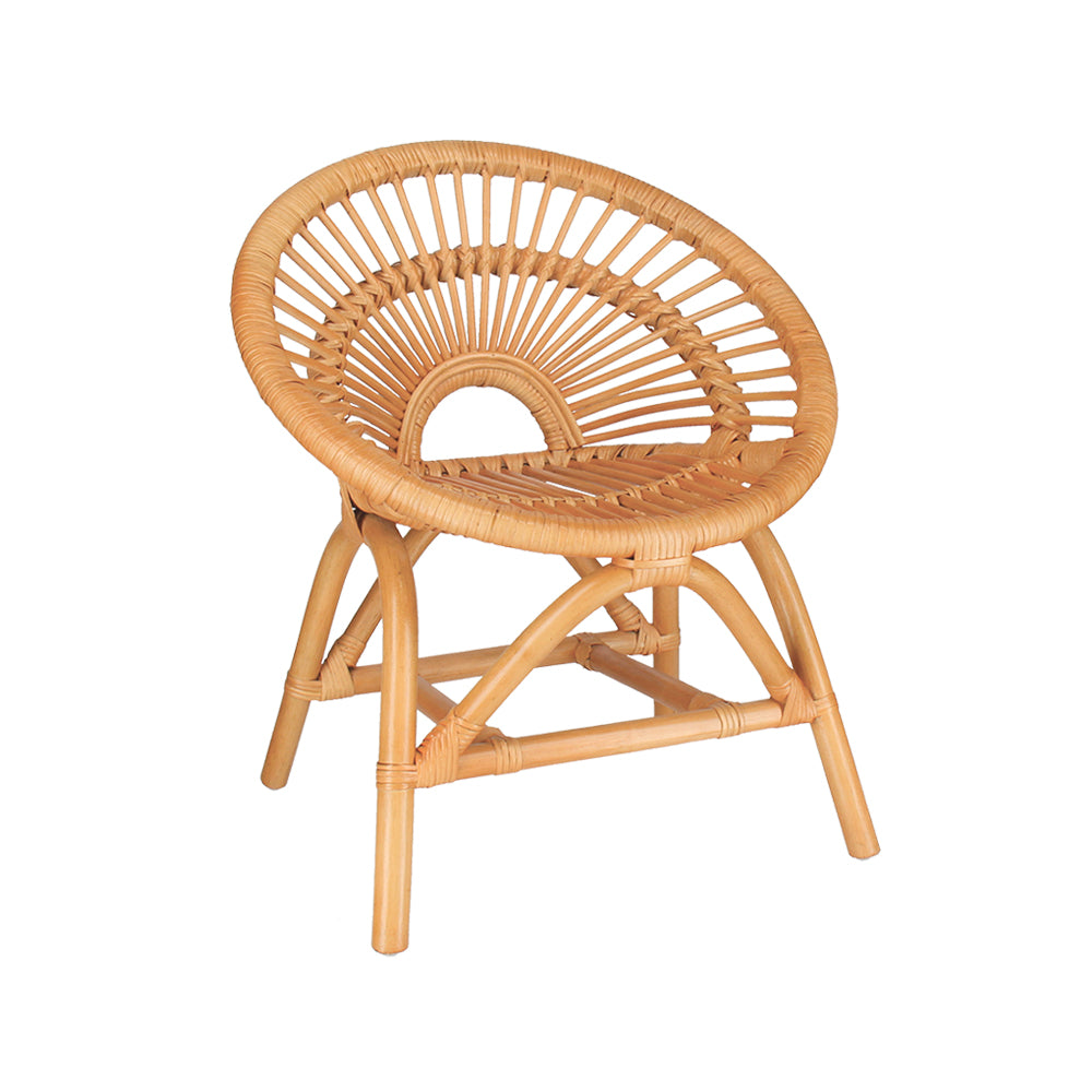 Maya Chair - Natural (Arriving 31st July)